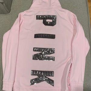 Victoria Secret PINK Sequined Sweater